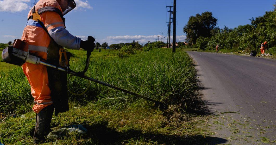 Foto - Serviço de Conservação Rodoviária